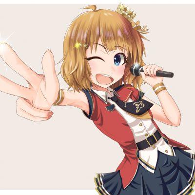 アイドルマスター ミリオンライブ! ミリシタ 周防桃子 シャイニートリニティ