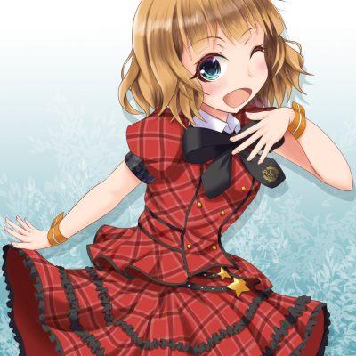 アイドルマスター ミリオンライブ! ミリシタ 周防桃子 プロローグ・ルージュ